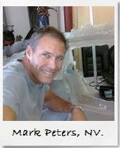 Mark Peters Testimonial